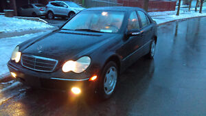 2002 Mercedes-Benz C-Class 240 for only $2500 - 6475399531