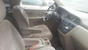 2002 Honda Odyssey minivan Minivan, Van