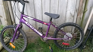 CCM Girl Bicycle