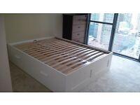 IKEA Brimnes King Size Bed frame