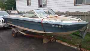 American Lund boat and Motor