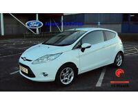 Ford Fiesta 1.25 ( 82ps ) 2012MY Zetec
