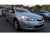 2012 Vauxhall Astra 1.7 CDTi 16V ecoFLEX Exclusiv [125] 5dr 5 door Estate