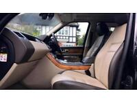 2013 Land Rover Range Rover Sport 3.0 SDV6 256hp Autobiography S Automatic Diese