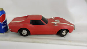 Sort # : 48 - Corvette à batterie vintage