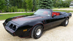 Looking For Info On This Rare Trans Am Ragtop