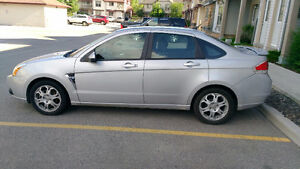 2008 Ford Focus SES  Loaded Leather Sunroof Bluetooth Price Firm