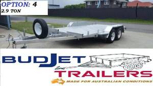 TRAILER HIRE RENTAL BRISBANE QLD 2.9T CAR TRAILER FROM $85 P/D THIS AD