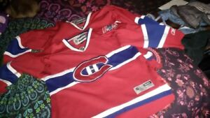 Montreal Canadian Jerseys for kids