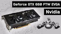 EVGA 660 GTX FTW 2gb