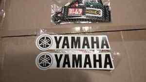 Yamaha stickers (x2) SOLD PPU