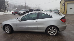 2004 Mercedes-Benz Other Coupe (2 door)