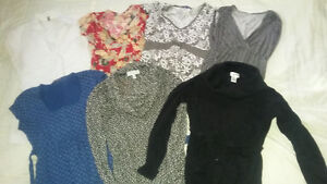 Multiple lots of XS/S maternity clothes