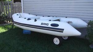 BRIG F330 AVEC COQUE RIGIDE $3800.00