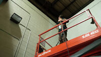 Industrial cleaning positions available