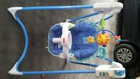 *********6 month old fisher price swing*********
