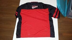 Bud Light Slo Pitch baseball jacket Size M