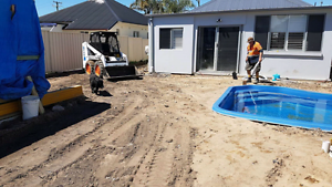 Cheap landscaping and excavation Belmont Lake Macquarie Area Preview
