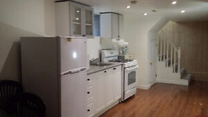 NEAR VICTORIA PARK SUBWAY FURNISHED BASEMENT FOR RENT