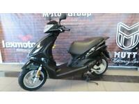2016 Piaggio FLY 50 4T 2V FLY 50 4T 2V, Auto Scooter, 50cc, learner legal 16+yr