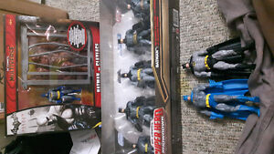 NEW AND USED BATMAN FIGURE LOT EXCLUSIVES