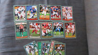NFL 1999 Topps cards(19) Saint John New Brunswick Preview