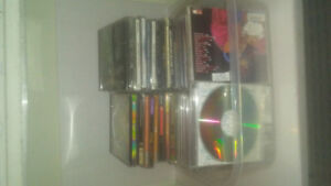 Whole lot of Cds! Need gone ASAP!