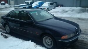 2000 BMW 5-Series 528iA Sedan Certified and etested