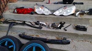 2002 Rsx Type S Parts