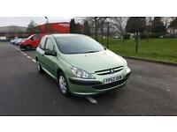 2002 Peugeot 307 2.0 HDi Style 3dr