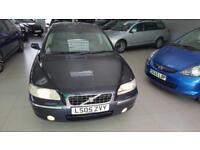 2005 VOLVO S60 T SE Blue Auto Petrol