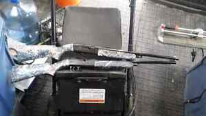Two daisy grizzly bb guns pump action
