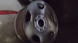 4 brand new 17 inch  7 bolt Ford truck rims