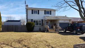 Home in Courtright for sale.
