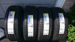 Brand new set of 4 Michelin Harmony all season tires 215/65R15