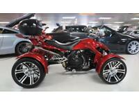 2015 SPY RACING SPY 350F1 Spy R 350 QUAD BIKE Top Box Alarm + Remote Start