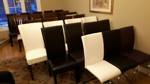 Lots of Chairs For Sale MUST SEE!!!