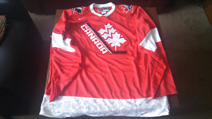 Hockey Jerseys: NHL, Team Canada, and More