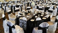WEDDING CHAIR COVERS ONLY $1.50!!