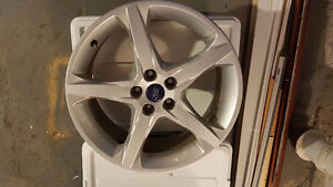 Ford Focus 17 in. Alloy Rims