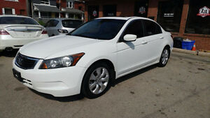 2008 Honda Accord EXL Sedan in mint condition