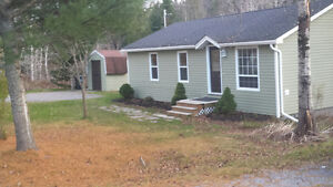 Totally renovated only 17 mins east Saint John