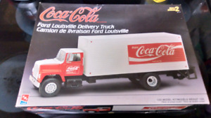 Coca cola Ford Louisville delivery truck