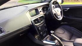 2017 Volvo V40 D2 (120) R DESIGN Pro with Sen Manual Diesel Hatchback