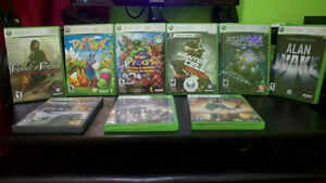 Lot of Excellent Condition XBOX 360 games! Amazing Prices!