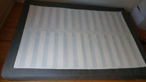 MOVING SALE: IKEA QUEEN BED FRAME
