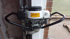 TODAYS PRICE ONLY JIFFY ICE AUGER