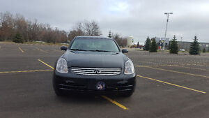 2004 Infiniti G35x Luxury AWD Sedan