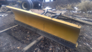Fisher 8ft plow