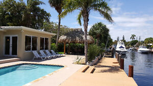 Fort Lauderdale / Miami Florida Vacation Rental - Special Price!